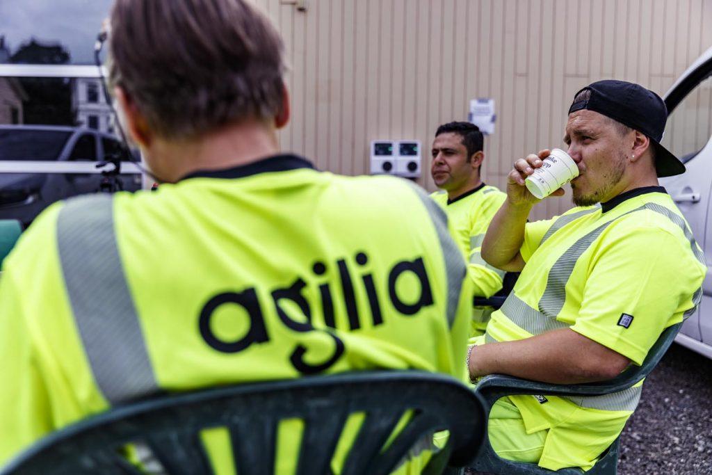Agilia ansatte