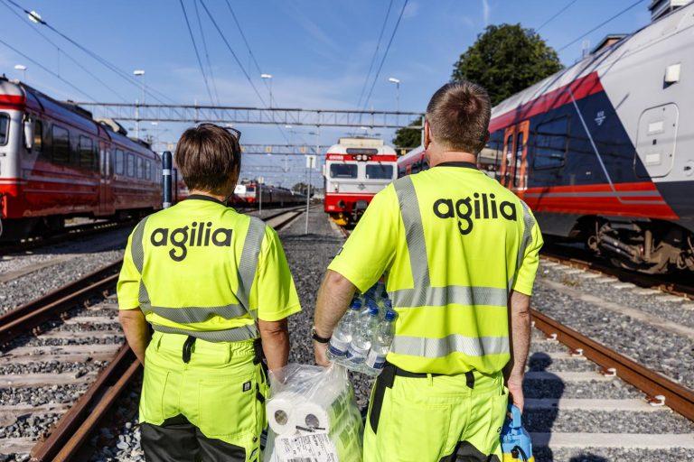 Agilia logo