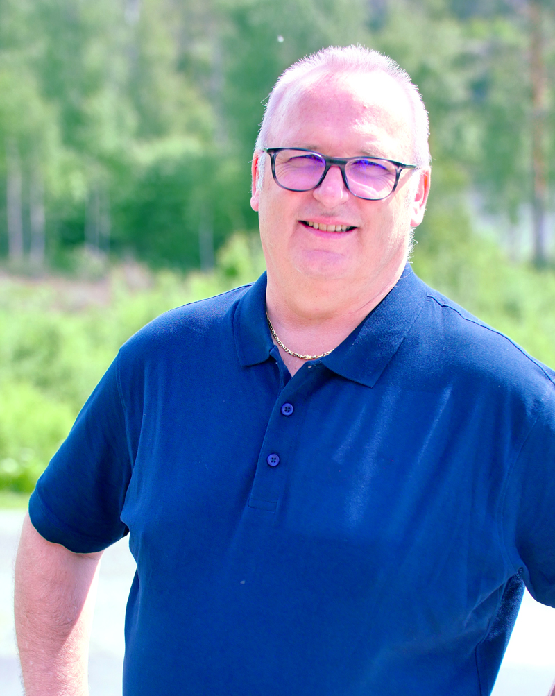 Fred Andersen Driftssjef