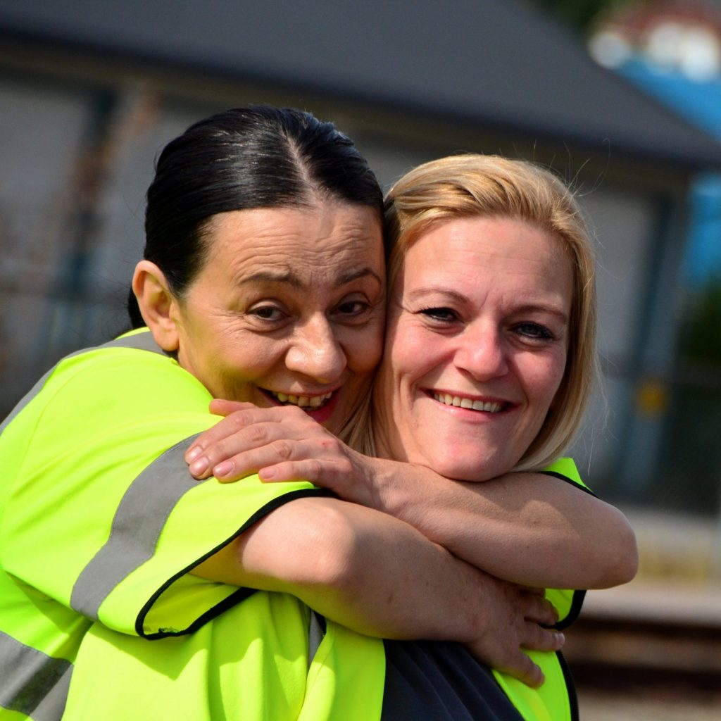 Glade ansatte i Agilia