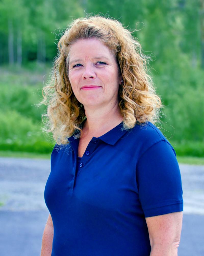 Administrerende direktør Marianne Hillestad
