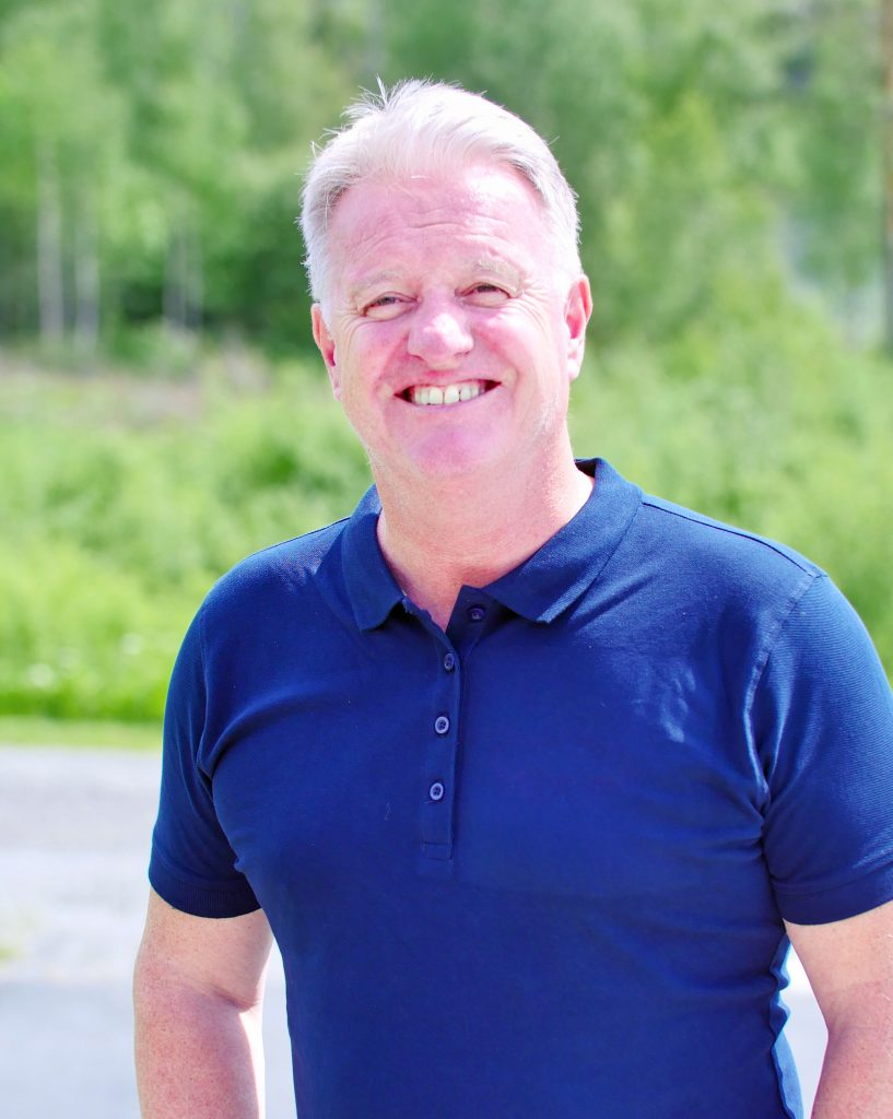 Rune Løberg Personal og administrajsjonssjef