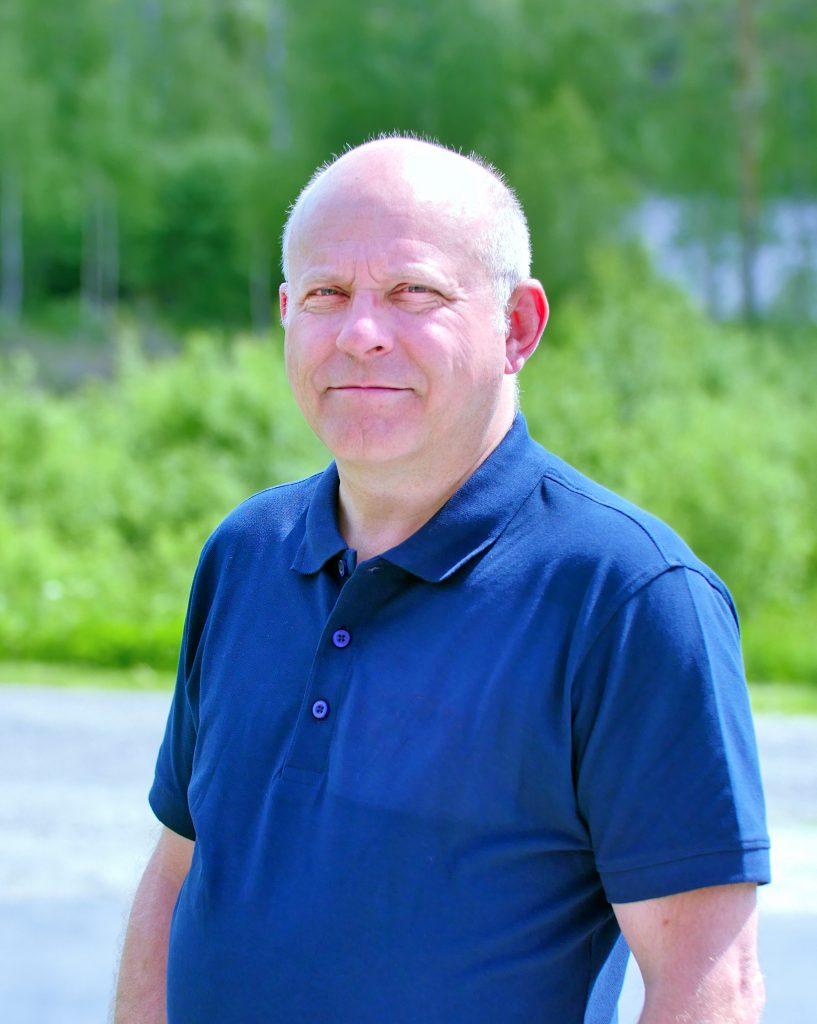 Torstein Ernø Økonomisjef