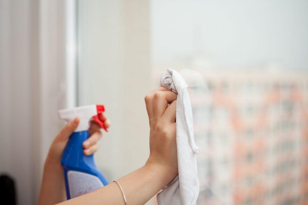 Vaske reduserer stress